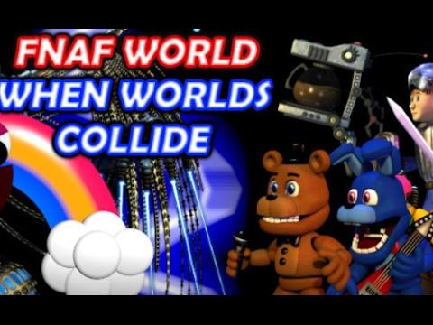 Fnaf World Update 3 Demo