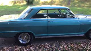 1964 Chevy II Nova Super Sport -