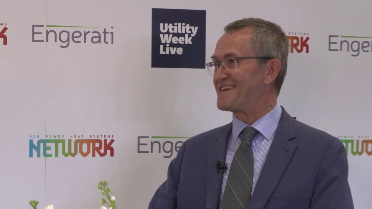 Utility Week Live 2019 – John Scott interview