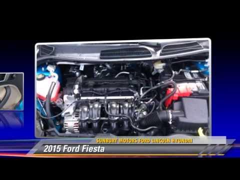 2015 ford fiesta sunbury pa fc31 youtube for Sunbury motors ford sunbury pa