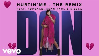 Stefflon Don ft. Sean Paul, Popcaan, Sizzla - Hurtin' Me (Remix) [Official Visualiser]