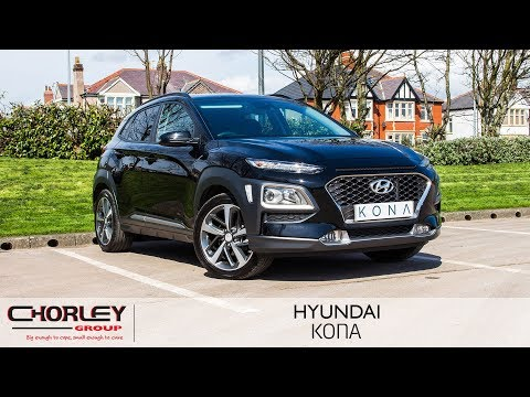Hyundai Kona | Chorley Group