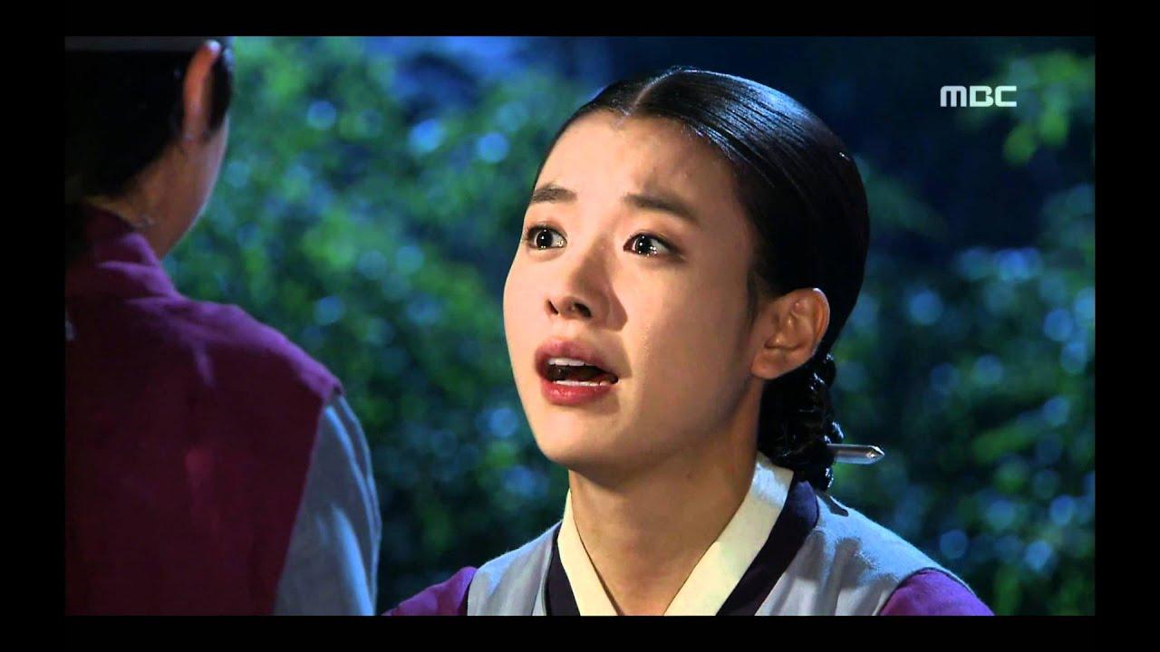 [2010년 사극 레전드] 동이 Dong Yi 숙명처럼 아들 금을 만난 숙종