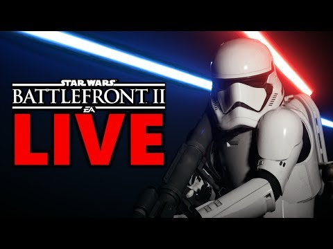 TIME TO START SAVING CREDITS AGAIN! Star Wars Battlefront 2 Live Stream #114