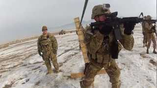 Advanced Military Shooting In Kabul, Afghanistan By Joint Team Of Army, Navy, Air Force, And Marines