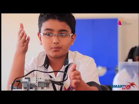 SmartUS Robotics Workshop For School Students