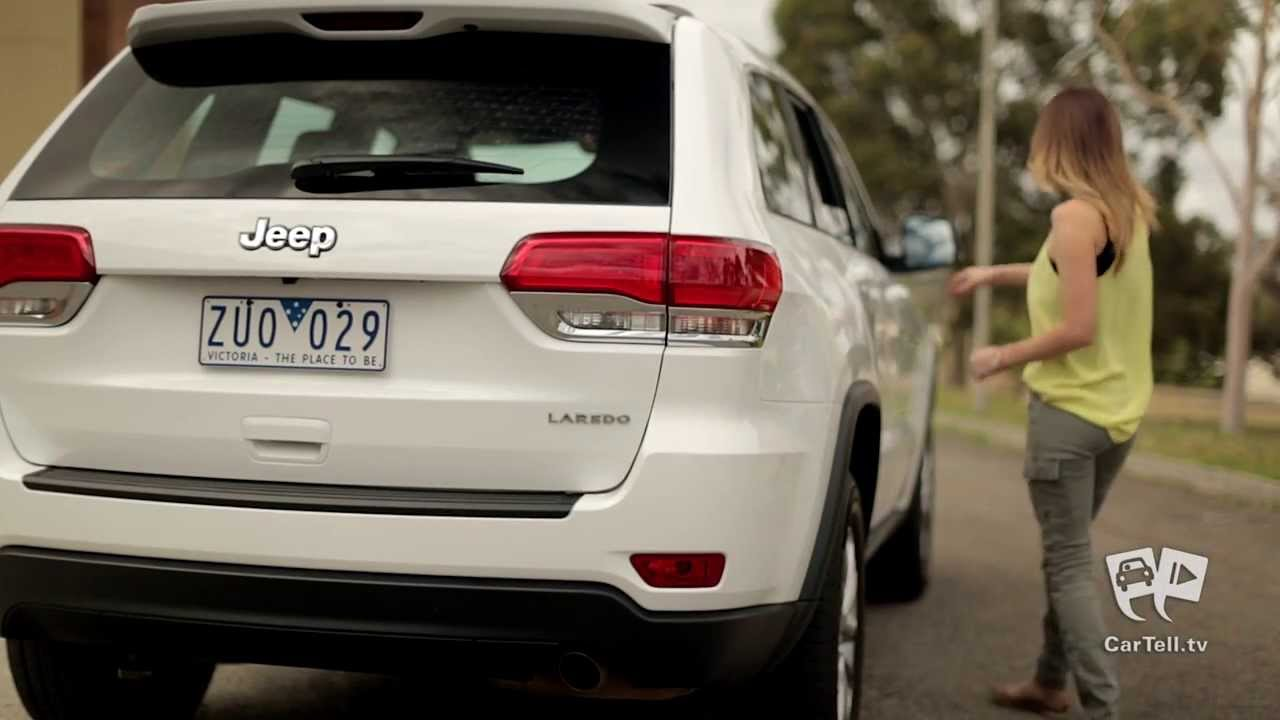 Jeep Grand Cherokee Laredo   2014   YouTube