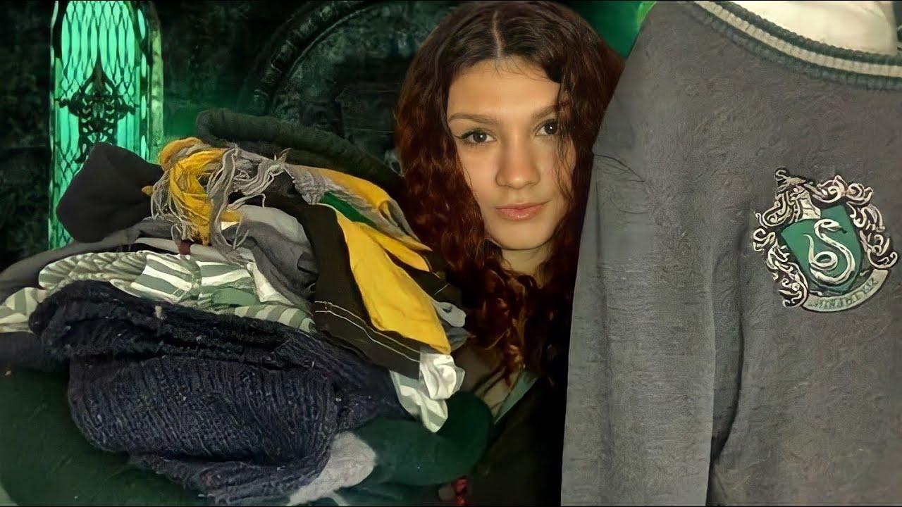Mes vêtements Harry Potter ⚡️