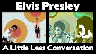 Скачать Elvis Presley A Little Less Conversation ELVIS Vs JXL