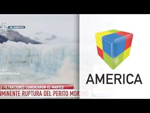 El Glaciar Perito Moreno maravilla otra vez al mundo