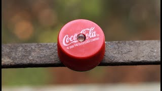 How To Make A Mini Emergency Light Using Bottle Cap