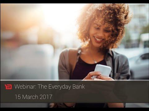 Backbase Webinar: The Everyday Bank
