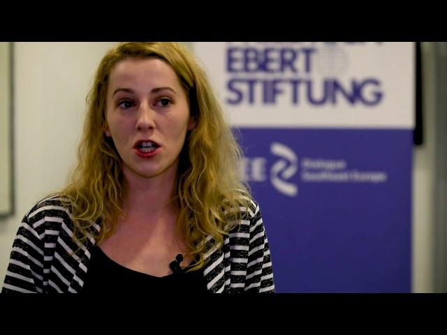 DemLeftSEE Voices: Eva Amalija Oreskovic