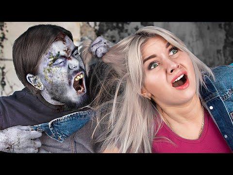 Лайфхаки для зомбиапокалипсиса – сборник! 1-10 серии подряд!