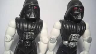 star wars vintage mexico bootleg no lili ledy rare plastic figures
