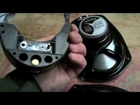 Replacing Dodge Ram Door Speakers - YouTube
