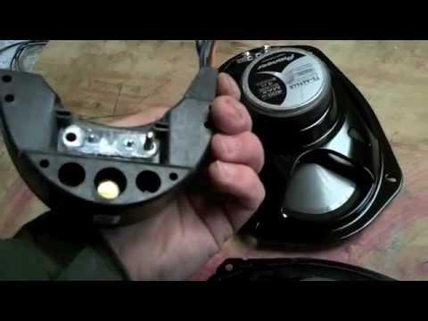 2002 dodge ram 1500 wiring diagram for kenwood kdc 108 replacing door speakers - youtube