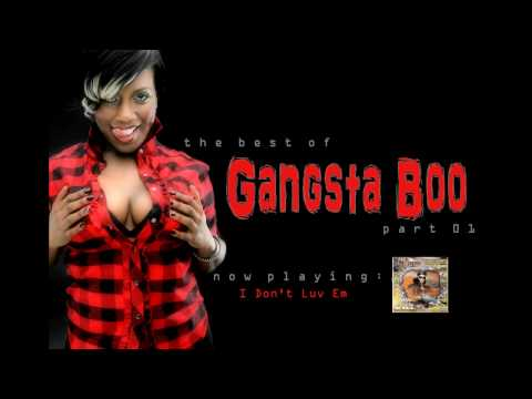 The Best Of Gangsta Boo Part 01