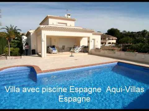 location villa espagne avec piscine pas cher 2014 youtube. Black Bedroom Furniture Sets. Home Design Ideas