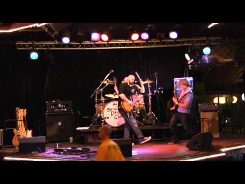 The Benjamin Davis Group  Rock Me Baby Cover  Johnny Winter
