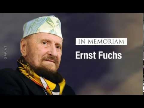 In Memoriam Ernst Fuchs Eros & Mystik