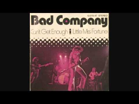 Bad Company - Can`t Get Enough [HD]