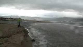 Camping Laguna meivakantie: Smeltwater naar zee