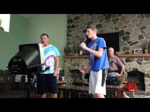 Karaoke in Maine