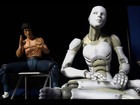 1/6 Scale Synthetic Human by TOA Industry - figure review thing :)