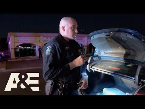 Live PD: Officer's First Big Bust | A&E