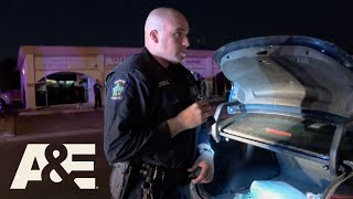 Live PD: Officer's First Big Bust | A&E