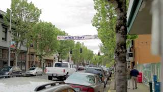 Cottage Grove Oregon - Travel Lane County 2011 Partnership Award