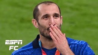 Is Giorgio Chiellini the best defender of this generation? | Extra Time