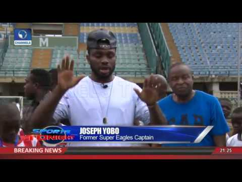 Be Serious With Schooling, Yobo Tells Channels Int'l Kids Cup Participants