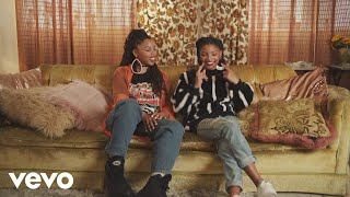 "Chloe x Halle - ""Drop"" & ""Fall"" (Behind The Songs)"