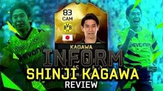 fifa 16 if shinji kagawa 83 player review