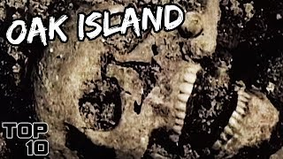 Top 10 Scary Oak Island Facts