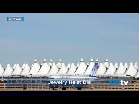 Denver Post TV Report: Jewelry Heist