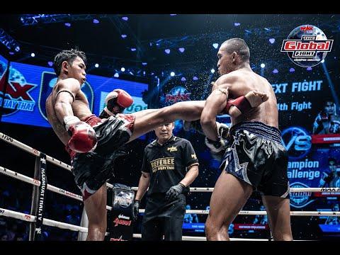 The Global Fight 2019 l INTER VERSION - วันที่ 17 Apr 2019