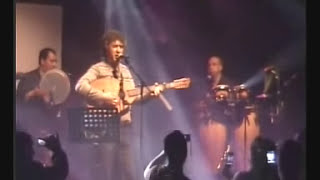 Zedek Mouloud - Poète kabyle - Concert Cabaret Sauvage 2012