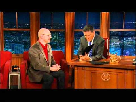 Craig Ferguson 2/29/12E Late Late Show Phil Plait