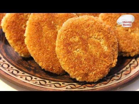 Котлеты без грамма мяса, но какие вкусные! Мягкие котлеты с хрустящей корочкой.