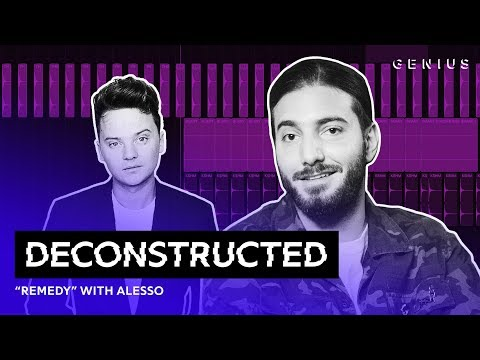 "The Making Of Alesso's ""REMEDY"" 