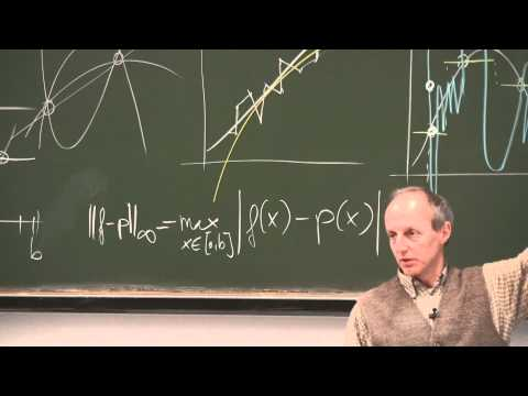 Advanced Mathematics for Engineers Lecture No. 14
