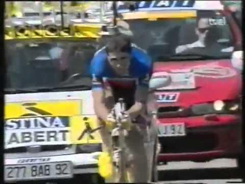 Tour de France 1998 - 07 Correze Ullrich