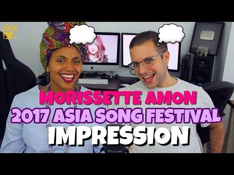 Morissette Amon - 2017 Asia Song Festival | IMPRESSION