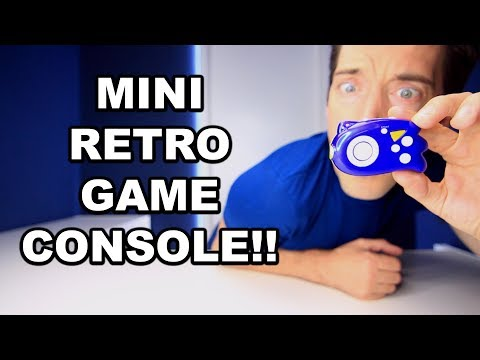 RETRO PLUG IN TV GAME CONSOLE!!!