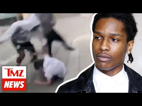 A$AP Rocky's Attacker Will NOT Be Charged with Assault in Sweden  TMZ NEWSROOM TODAY