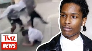 A$AP Rocky's Attacker Will NOT Be Charged with Assault in Sweden | TMZ NEWSROOM TODAY