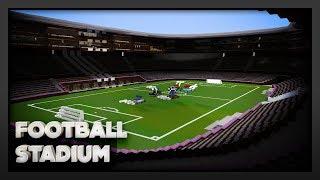 Minecraft - Football Stadium